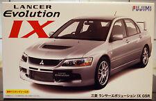 2006 Mitsubishi Lancer Evolution IX, 1:24, JDM Fujimi 039183