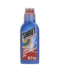 Shout Advanced ultra concentrated gel 8.7 Oz