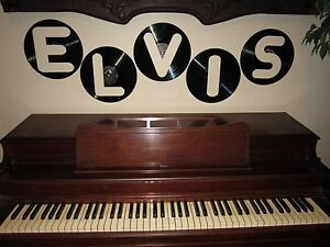 BOYS BABY NAMES Kyle Jack Luke Evan Liam 4 Vintage LP Record Album Sign Letters