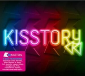 KISSTORY  3 CD Set   VARIOUS ARTISTS