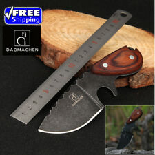 DAOMACHEN tactical hunting knife outdoors camping survive knives Free Shipping