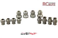 GTB racing aluminium boules 11 mm pour Losi 5ive remplace b5904 (tt082-83-84)