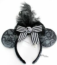 Disney 2015 Nightmare Before Christmas Jack Skellington Steampunk Ear Headband