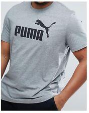 PUMA Men's Plus Essentials T-Shirt  Tee Top - Size 2XL TO 5XL - OZ STOCK!