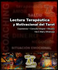 Lectura Terapéutica y Motivacional (coaching) del Tarot (E-Mail)