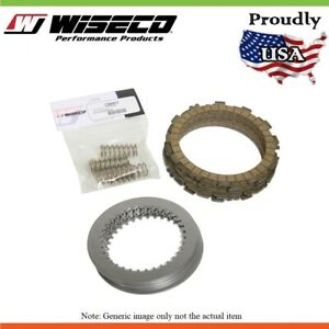 Wiseco Clutch Pack Kit Fibres Steels & Springs for Husaberg TE125 125cc 2013-14