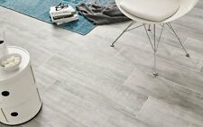 £15.99m2+vat Porcelain Tiles Grey Wood Effect 120X20 Wall-Floor kitchen-Bathroom