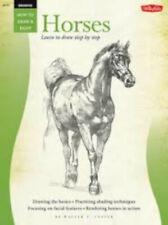 Drawing: Horses, New,  Book