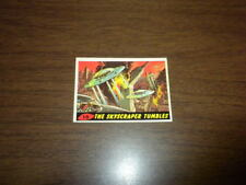 MARS ATTACKS card #10 Topps/Bubbles Inc. 1962 Printed in U.S.A. original/vintage
