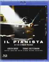 Il pianista - Adrien Brody, Polanski - Blu-ray fuori catalogo, nuovo sigillato