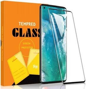 3D Curved Motorola Edge.Edge Plus Full Coverage Tempered Glass Screen Protector