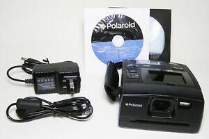 Polaroid Z340 14.0MP Digital Camera - Black