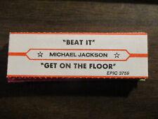 Michael Jackson - Beat It                      Orig 1983 Jukebox Strip