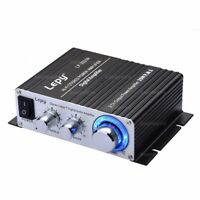 Lepy LP-2020A Hi-Fi Stereo Audio Class-D Car Digital Power Amplifier 20W x 2RMS