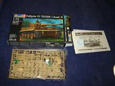 Revell #03116 Pz Kpfw VI Tiger I Ausf. E 1999 Model kit MIB box open kit sealed