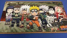 1x Playmat Naruto Leaf VIllage New(Near Mint) Playmats