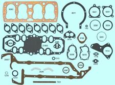 Ford 221 24-stud Flathead Full Engine Gasket Set/Kit BEST w/COPPER Head 1938-47
