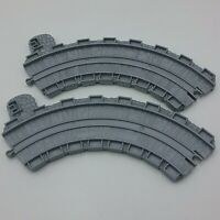 """Take Along Thomas Friends 6"""" CT-Sign Curve Sign Track Take n Play Used Nice"""