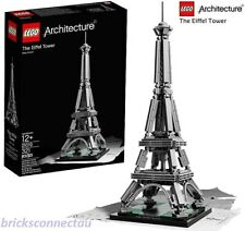 LEGO Architecture 21019 The Eiffel Tower - Brand New In Box - Free Gifts Offer!