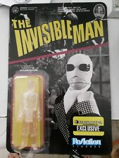 Funko Re-Action 3.75 Inch Scale The Invisible Man Entertainment Earth Exclusive