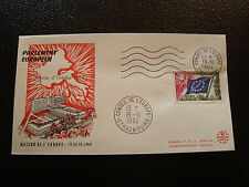 FRANCE - enveloppe 19/10/1964 yt service n° 28 (cy19) french