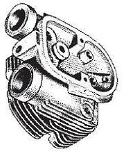 Wisconsin V465 Cylinder Head