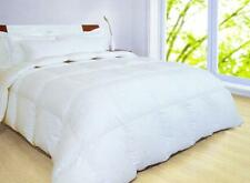King Size Bed 100% Hungarian White Goose Down 13.5 Tog Duvet - Made in Hungary