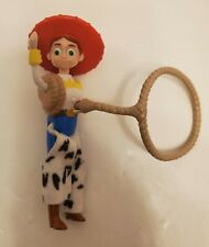 Complete 1999 Jessie Jesse McDonald's Action Figure #8 Disney Toy Story