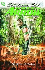 GREEN ARROW VOL #1 HARDCOVER INTO THE WOODS Brightest Day DC Comics #1-7 HC Krul