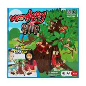 Monkey Flip Toy / Ages 3+ Years