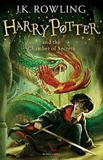 Harry Potter and the Chamber of Secrets New Hardcover Book ROWLING J.K.