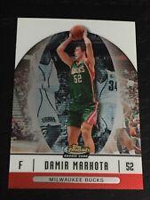 2006-07 Finest DAMIR MARKOTA RC #68 basketball card ~ BUCKS rookie ~ F1