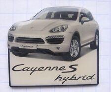 PORSCHE CAYENNE S HYBRID    ................... Auto-Pin (130a)