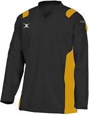 Gilbert Revo Warm Up Mens Training Jacket - Black