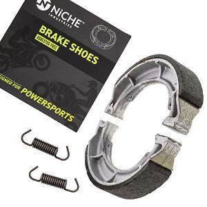NICHE Brake Shoe for Suzuki Savage 650 Boulevard S40 GS450L 64400-44810 Rear