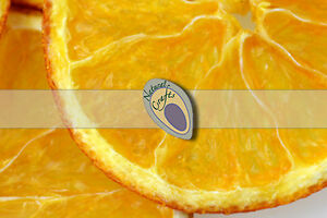 Naturally Scented Dried Orange Slices (christmas decorations, wreaths etc)
