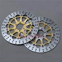 disque de frein avant adapté pour Benelli 2 UE 750 756cc 2008-2009