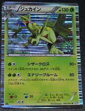 Japanese Holo Foil Sceptile # 005/051 1st Edition Spiral Force Set Pokemon NM