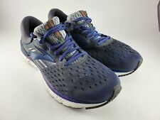 Brooks Transcend 6 Mens Running Shoes Size 14 D Mandarin EUC