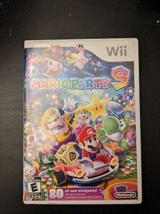 Mario Party 9 (Nintendo Wii, 2012)