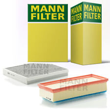 MANN Filterset Inspektion AUDI A4 (8K B8) A5 (8T 8F) Q5 8R 1.8 TFSI 2.0 TFSI TDI