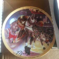 Michael Jordan 1991 Championship Plate Upper Deck Authenticated