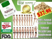 Alipotec Raiz de Tejocote 100% Natural Weight Loss 3 Month Supply ORIGINAL