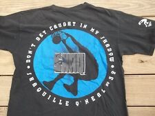 "Official SHAQUILLE O'NEAL ""In My Shadow"" T-Shirt L  NBA Basketball Vintage SHAQ"