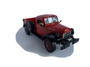 MATCHBOX YYM35053 1946 Dodge Power Wagon Red Diecast 1:43