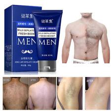 Man's Permanent Body Hair Removal Cream Hand Leg Hair Loss Depilatory Cream Yun