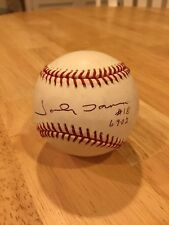 Johnny Damon Signed Official MLB Autographed Baseball Ball Yankees Red Sox