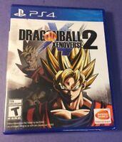 Dragon Ball XenoVerse 2 (PS4) NEW