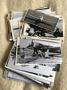 JOB LOT - 183 Royal Romanian Air Force Photos - Many of IAR 80/81 - Great Pics!