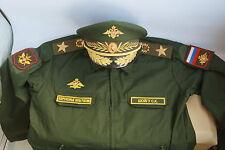 Russian Army uniform Marshal Army General BIG STAR + express EMS